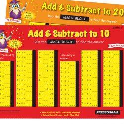 4052 Add Sub to 20