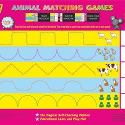 ZA6017 Animal Matching Games