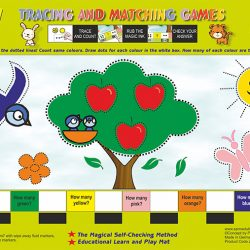 ZA6017 Tracing and Matching Games