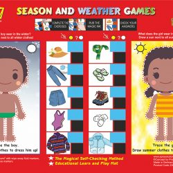 ZA6021 Season and Weather Games